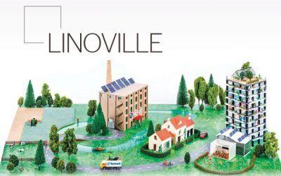 Linoville: El linóleum diseñado de forma natural