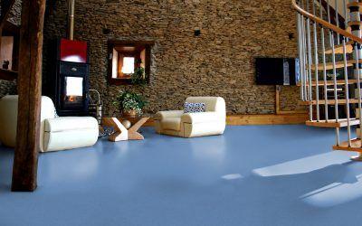 Sphera, nueva colección de pavimento vinílico homogéneo de Forbo