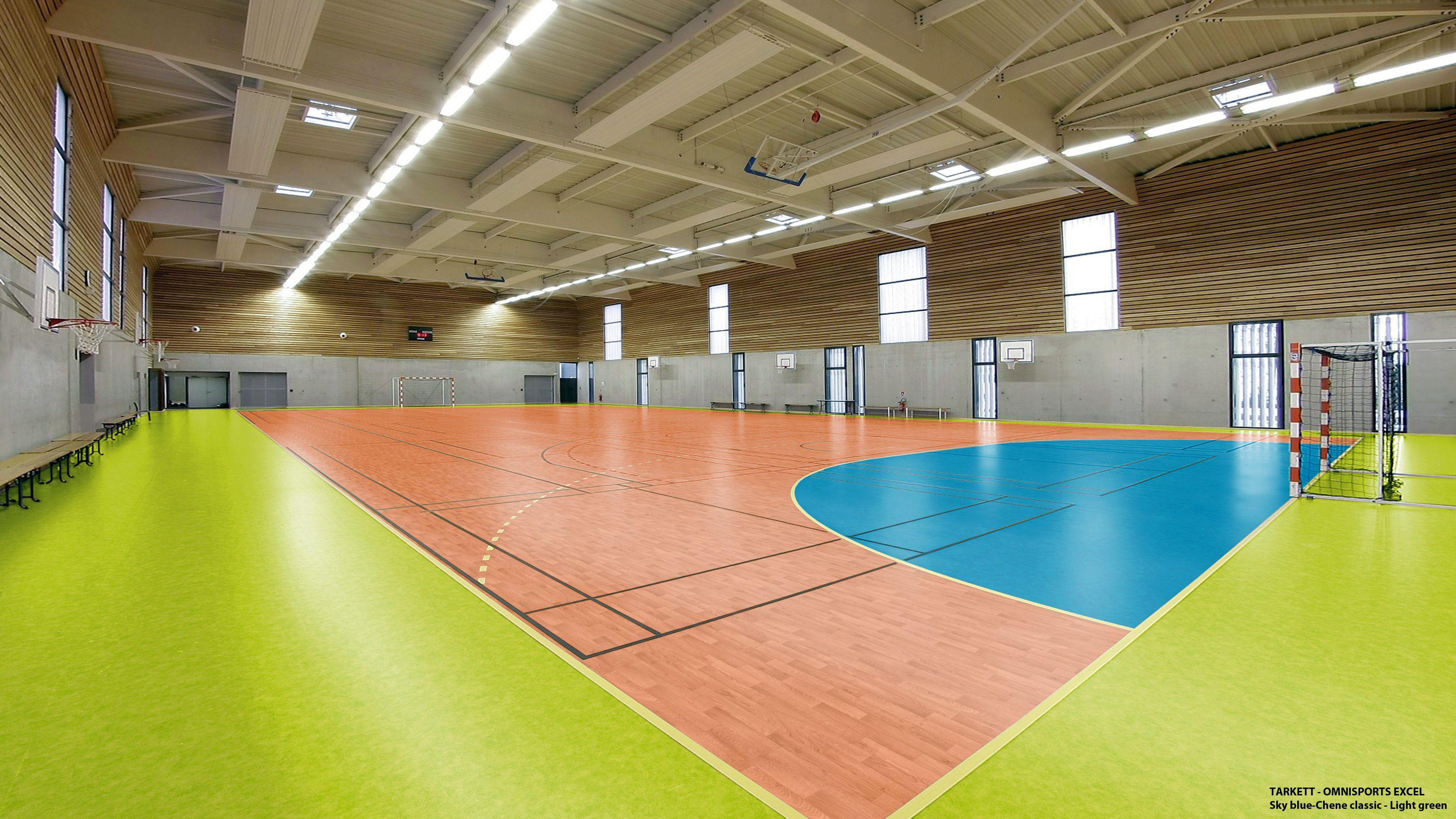 suelos deportivos tarkett